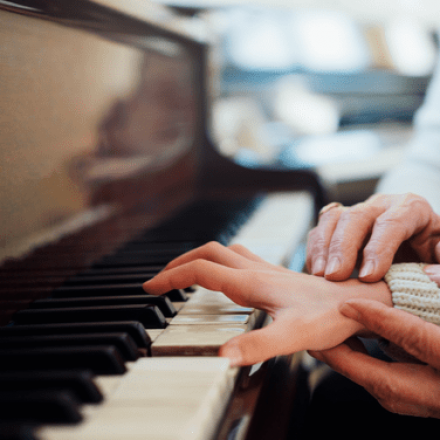 The Virtues of Getting Your Child One-On-One Piano Lessons