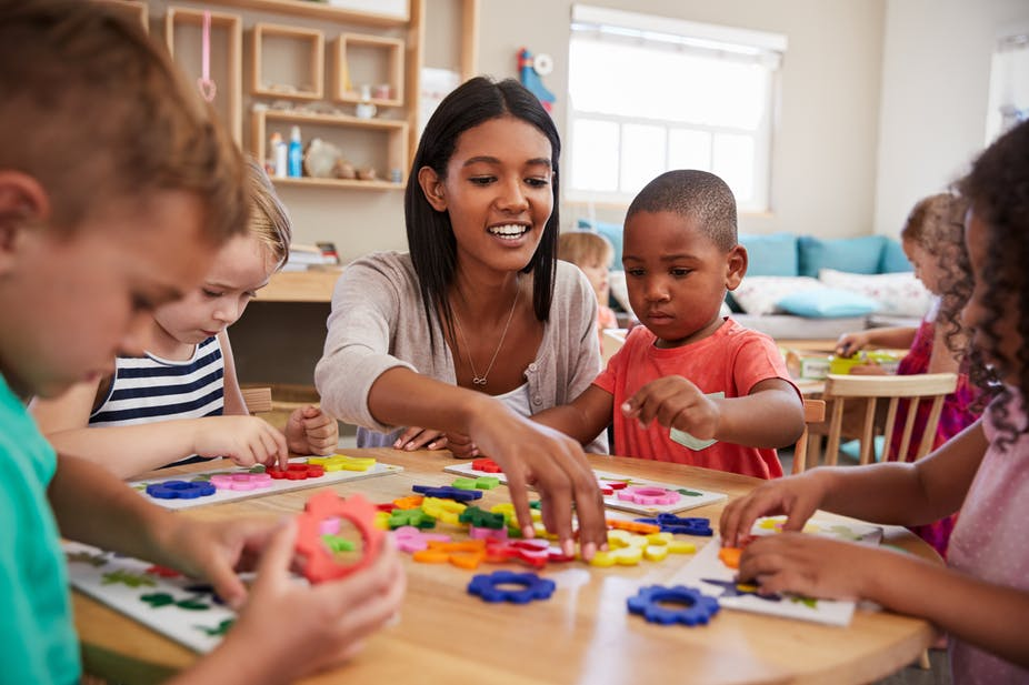 What Can a Preschool Do for Your Children?