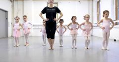 What is the Aim of Ballet Classes for Children in Singapore?